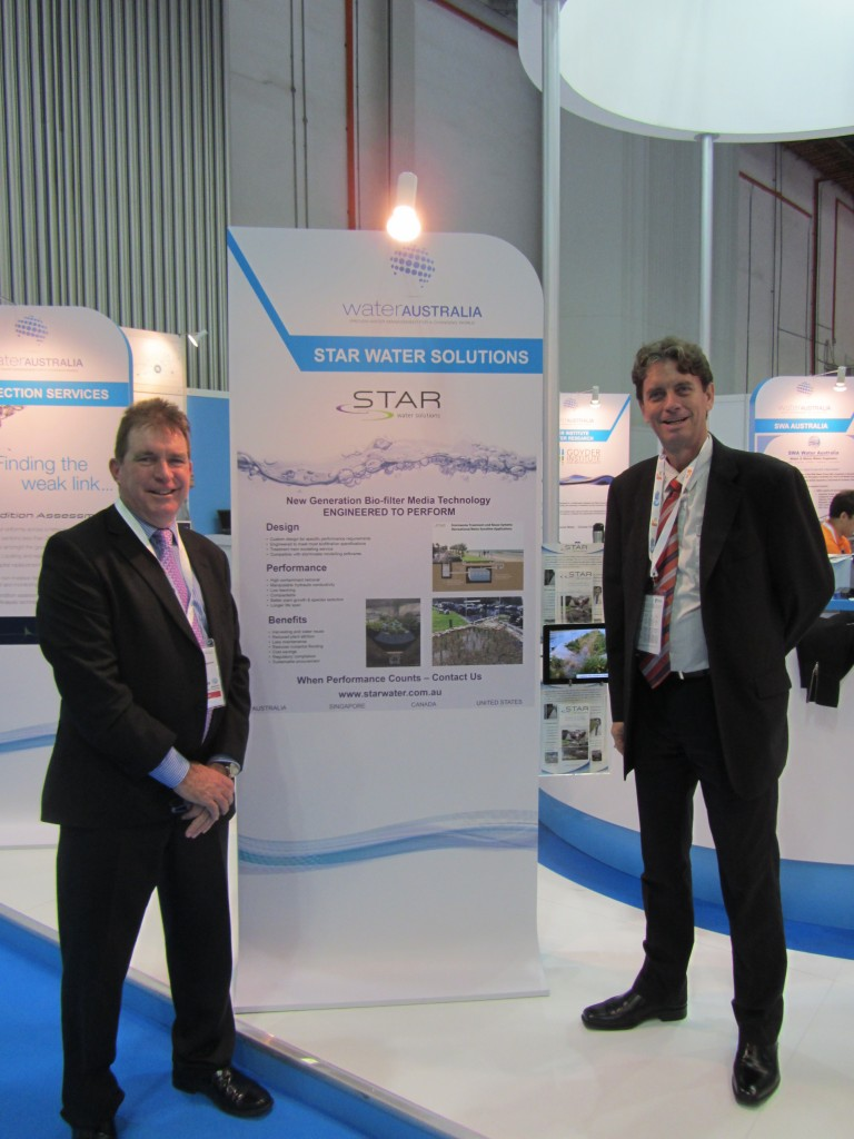 STAR Water at Singapore International Water Week 2014